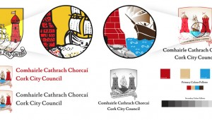 Cork City Council Identity design