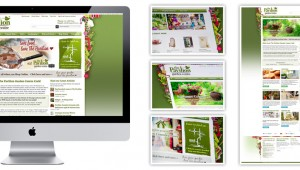 The Pavilion Garden Centre Web Design